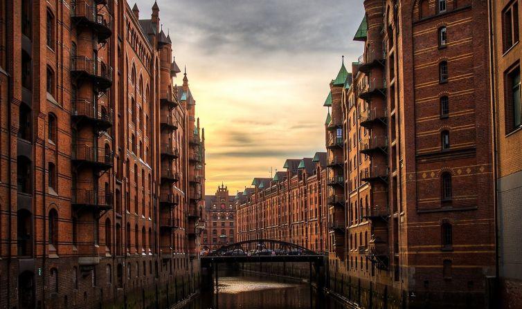 Hamburg-kanaal