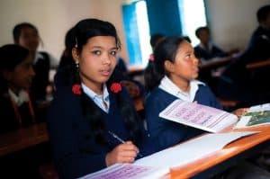 vrijwilligerswerk Nepal