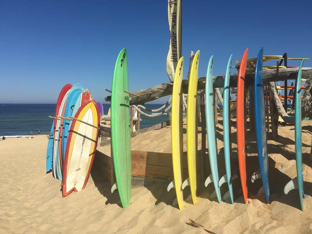 Surfen Frankrijk