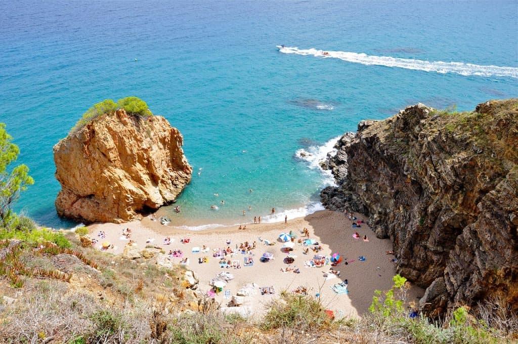 Spaanse costa