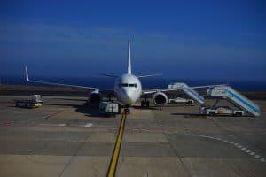 Vliegveld Tenerife